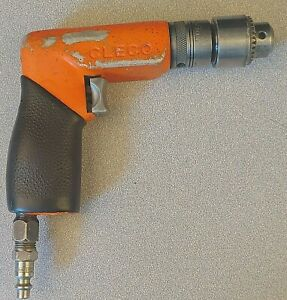Cleco Pistol Grip Pneumatic Drill 5dp 25 42 2800 Rpm