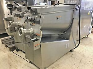Hobart Mg2032 Mixer grinder Beautiful Unit With Foot Pedal Control