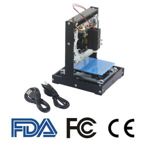 Dk 5 Pro 5 500mw Laser Engraver Engraving Machine Usb Diy Carving Printer