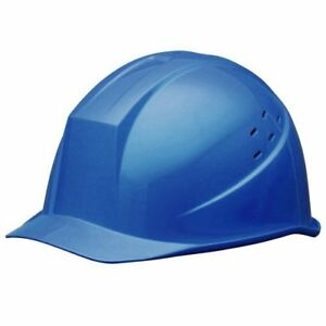 Midori Anzen Safety Hard Hat For Construction Helmet Blue Japan Import Tracking