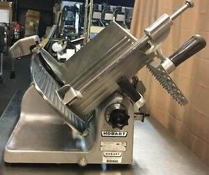 Hobart 1612 Commercial Deli Meat Slicer great Condition