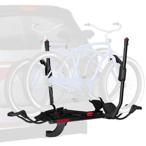 8002443 Yakima Holdup 2 Trailer Hitch Mounted 2 Bike Carrier Rack