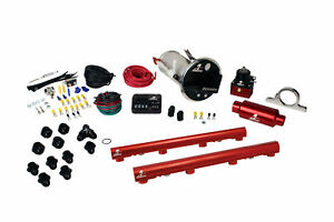 Aeromotive 05 09 Mustang Gt Stealth Eliminator Street System With 4 6 3 V 17327