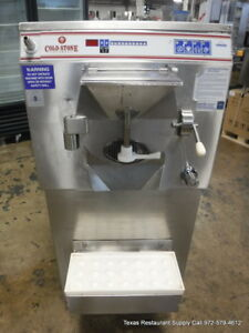 Carpigiani Lb502 Gelato Ice Cream Batch Freezer