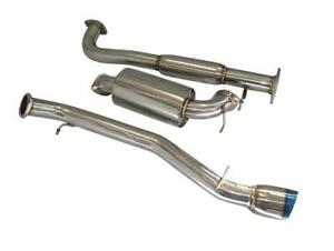 Cnt Racing 07 09 Mazdaspeed 3 Catback Exhaust 76mm Piping Blue Tips