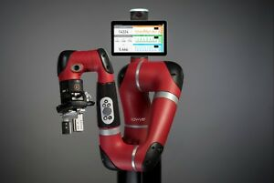 Rethink Robotics Sawyer Arm And Controller