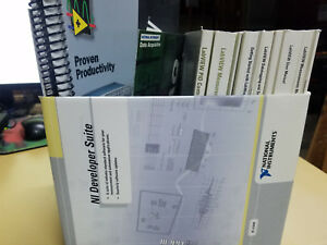 National Instruments Labview Labview 7 Express Measurement Studio User Manuals