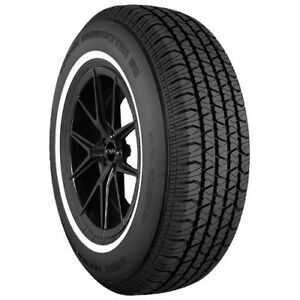 4 215 75r15 Cooper Trendsetter Se 100s Whitewall Tires