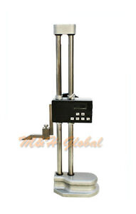 12 Double Column Digital Electronic Height Gage Gauge 300mm Dual Beam Height