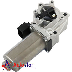 Oem 27107566296 Transfer Case Shift Actuator For 2004 2010 Bmw X5 X3 Shift Motor