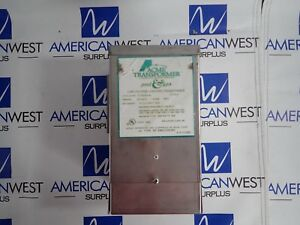 Acme Transformer T 79203 sl Low Voltage Lighting Transformer 1 Phase 120 12v