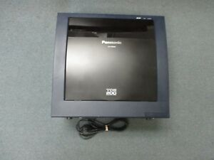 Panasonic Kx tde200 Ip Pbx Cabinet W Psu M Ipcmpr Processor W Sd Card Reg