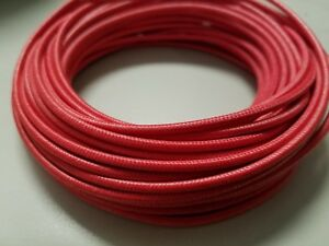14 Awg Red 200c High temperature Appliance Wire Srml 100 Ft