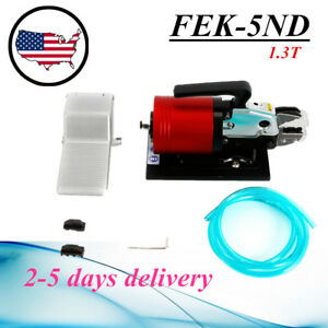 Pneumatic Air Powered Terminal Cable Wire Terminal Mobile Electric Crimping Tool