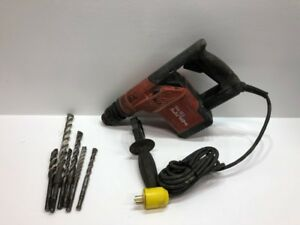 Hilti Te 15 Rotary Hammer Drill comes As Pictured lp1049718