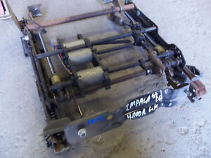 06 07 08 2006 2007 2008 Chevy Impala Ss 8 Way Power Seat Track Driver Oem Right
