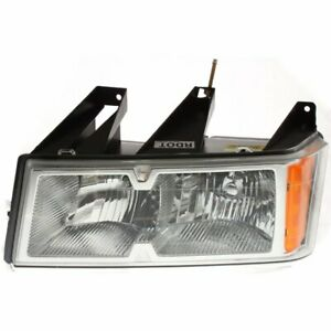 Headlight For 2005 2008 Chevrolet Colorado Left With Xtreme Edition Package