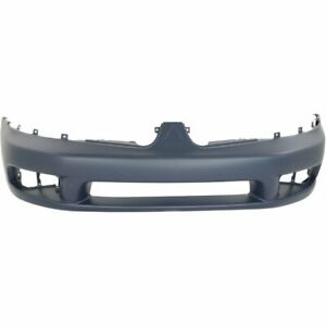 Bumper Cover For 2002 2003 Mitsubishi Galant Front Primed With Fog Light Holes