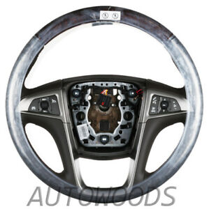 Gm Buick Lacrosse Steering Wheel Cocoa Buick Regal New 2010 2013