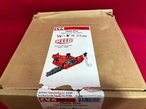 Reed New Cv Chain Vise 1 8 4 235 On Amazon