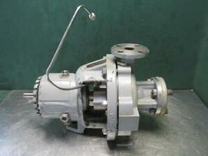 Durco K1 1 2x1 6 Alloy Centrifugal Pump 1 1 2 X 1 6 Stainless Steel Dt50771a