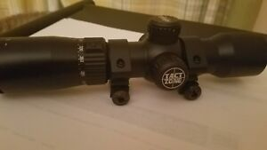Stryker X Tact zone Crossbow Illuminated Scope Rings With Fps Speed Ajustable