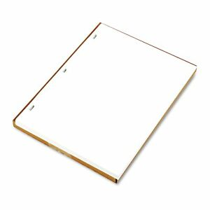 Wilson Jones Ledger Sheets For Corporation And Minute Book White 11 X 8 1 2 100