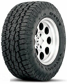Toyo Open Country A t Ii Lt315 75r16 E 10pr Bsw 1 Tires