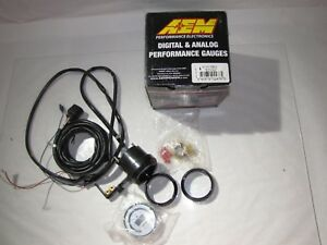 Aem 30 4110ns Wideband O2 Uego Controller Air Fuel Ratio Gauge Kit No Sensor