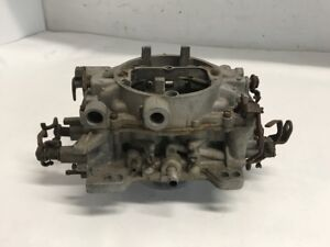 1965 Dodge Plymouth Carter Afb Carburetor 3858s 383 413 426 Hemi 65 Chrysler V8
