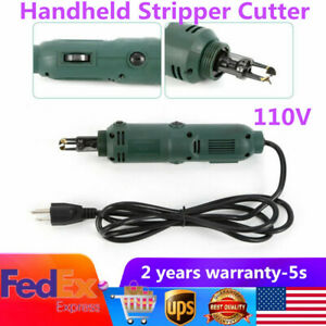 Df 6 Handheld Enameled Wire Stripping Machine Stripper Pro Cutter Us Fast Ship