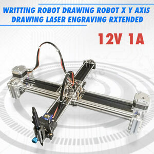 2 Axis Xy Auto Drawing Machine Robot Writing Signature Draft Laser Engraving Diy