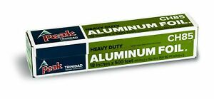 Peak Heavy Duty Aluminum Foil 750 Square Foot Roll 18 Inches Wide Commerical