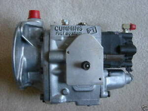Service Only Cummins Diesel Ptg Afc Fuel Injection Pump Ntc 350 350
