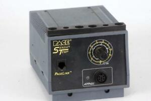 Pace Sensa temp Pps 15a Soldering Station Base