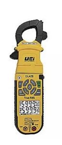 Uei Dl429 Advanced Trms Hvac Clamp Meter With Wireless