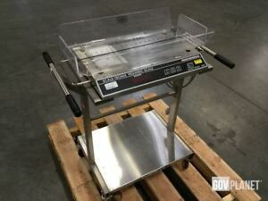 Scale tronix 4800 Pediatric Scale W stand