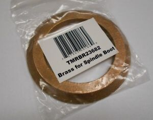 Ammco 4000 Brake Lathe Bronze Boot Ring Use W 3085 Boot Br 23682