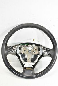 2007 2009 Mazdaspeed3 Speed 3 Steering Wheel Assembly Cruise Control Oem 07 09