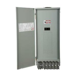 Eaton Br 200amp 30 space 40 circuit Outdoor Main Breaker Loadcenter value Pack