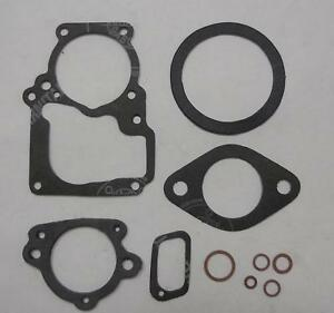 Ford Taunus Zenith Carburetor Gasket Set 1 Barrel New 759