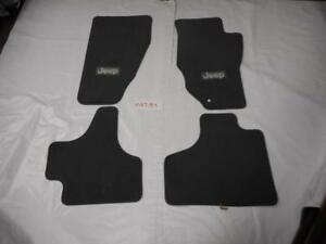 Fits Jeep Liberty 2008 2011 New 4pc Floor Mat Set Right Hand Drive