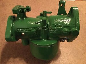 John Deere Dltx 53 Early Styled A Tractor Carb Carburetor 1940 1946