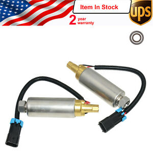 Mercruiser Efi Mpi Electric Fuel Pump Set V8 305 350 454 502 861156a1