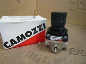 Camozzi Pneumatic Valve M008 rs02 M008rs02 1 4 Npt New