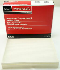 New Oem Motorcraft Fp79 Cabin Air Filter Ford Fl3z19n619a Fast Free Shipping