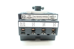 New Aci Xf304by Fusible Disconnect Switch 4p 480v ac