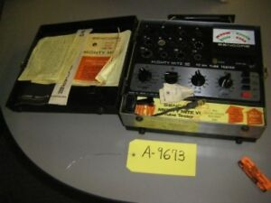 Sencore Solid State Tube Tester A 9673