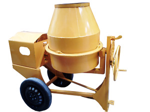 Concrete Cement Mortar Mixer 12 Cu Ft 13hp Free Shipping