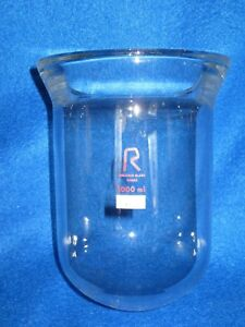 1000ml Reliance Reaction Vessel W Ground Flange